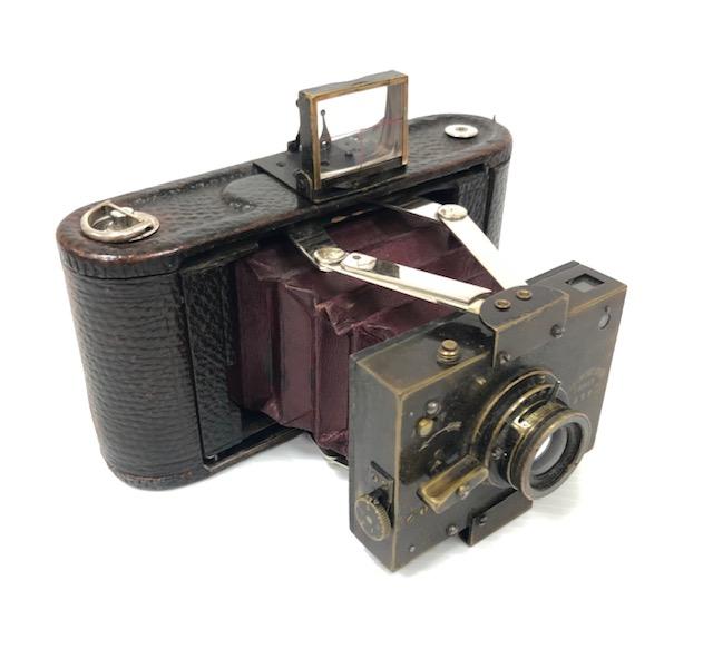 Gaumont Kodak Folding Pocket N°1a Vers 1905