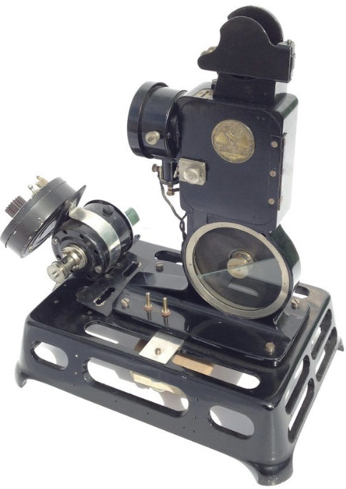 Pathé Baby Tireuse Film 9,5 1924