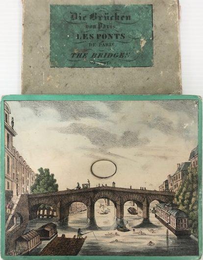 Peep Show Ponts De Paris