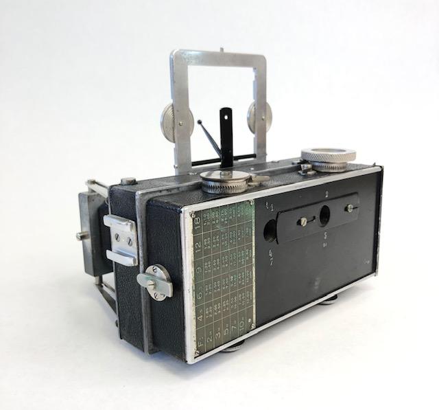 Isographe stéréoscopique Baudry 1933
