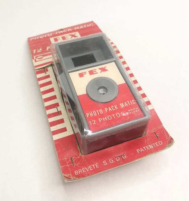 Photo-Pack-Matic FEX  Jetable 1967