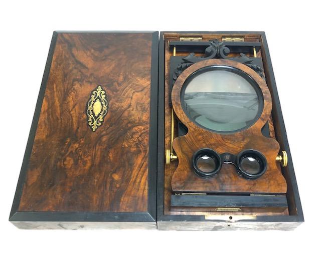 Stéréographoscope Luxe Ziegler 1880